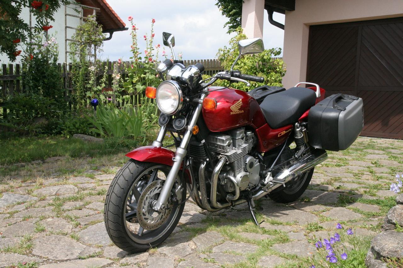 Markus Walser Honda Cb Sevenfifty